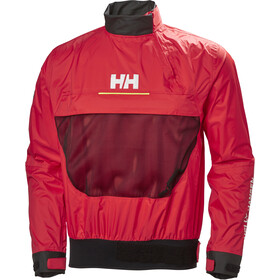 Helly Hansen HP Smock Maglietta, alert red